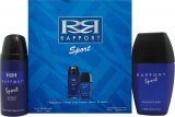 Dana Rapport Sport Gift Set 100ml EDT + 150ml Body Spray<br />Mænd