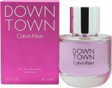 Calvin Klein Downtown Eau de Parfum 90ml Spray<br />Kvinder