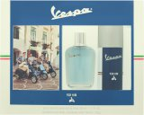Vespa For Him Gift Set 50ml EDT Spray + 150ml Body Spray<br />Mænd