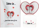 Love Is Love Is... ... Love Is... Eau de Toilette 50ml Spray<br />Kvinder