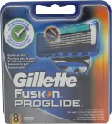 Gillette Fusion Proglide Manual Replacement Cartridge 8 Pack<br />Mænd