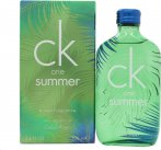 Calvin Klein CK One Summer 2016 Eau de Toilette 100ml Spray<br />Unisex