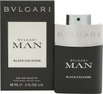 Bvlgari Man Black Cologne Eau de Toilette 60ml Spray<br />Mænd