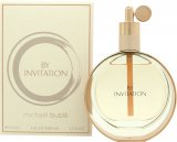 Michael Buble By Invitation Eau de Parfum 50ml Spray<br />Kvinder