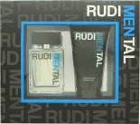 RudiMENtal Blue Pour Homme Gift Set 100ml EDT + 150ml Shower Gel<br />Mænd