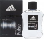 Adidas Dynamic Pulse Eau de Toilette 100ml Spray<br />Mænd