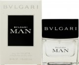 Bvlgari Bvlgari Man Man Eau de Toilette 30ml Spray<br />Mænd