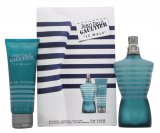Jean Paul Gaultier Le Male Gavesæt 75ml EDT + 75ml Shower Gel<br />Mænd
