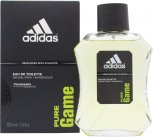 Adidas Pure Game Eau de Toilette 100ml Spray<br />Mænd