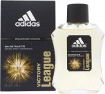Adidas Victory League Eau de Toilette 100ml Spray<br />Mænd