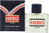 Mayfair Hero Eau de Toilette 50ml Spray<br />Mænd