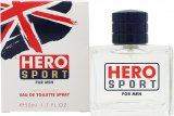 Mayfair Hero Sport Eau de Toilette 50ml Spray - Limited Edition<br />Mænd
