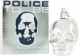 Police To Be The Illusionist Eau de Toilette 75ml Spray<br />Mænd