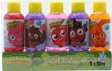 Moshi Monsters Gift Set 5x 50ml Bath & Shower Gel<br />Unisex