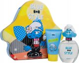 Smølferne Vanity The Smurfs Vanity Gift Set 50ml EDT + 75ml Showergel<br />Unisex