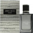 Jimmy Choo Jimmy Choo Man Man Eau De Toilette 30ml Spray<br />Mænd