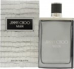 Jimmy Choo Jimmy Choo Man Man Eau De Toilette 100ml Spray<br />Mænd