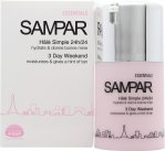 Sampar 3 Day Weekend Cimicifuga & Peptides Hint of Tan Gel 50ml<br />Unisex