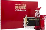 Moschino Cheap & Chic Chic Petals Gift Set 30ml EDT + 50ml Body Lotion + Coin Purse<br />Kvinder