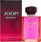 Joop Joop Homme Homme Aftershave 75ml Splash<br />Mænd