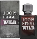 Joop Homme Wild Eau de Toilette 75ml Spray<br />Mænd