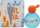 Moschino Cheap & Chic I Love Love Eau de Toilette 4.9ml Mini<br />Kvinder