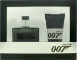 James Bond 007 Gift Set 30ml EDT Spray + 50ml Shower Gel<br />Mænd