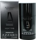 Azzaro Night Time Pour Homme Deodorant Stick 75g<br />Mænd