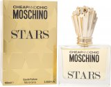 Moschino Cheap and Chic Stars Cheap & Chic Stars Eau de Parfum 100ml Spray<br />Kvinder