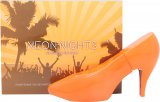 Laurelle Neon Nights Vegas Orange Eau de Parfum 100ml Spray<br />Kvinder
