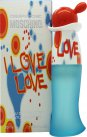 Moschino Cheap & Chic I Love Love Eau de Toilette 30ml Spray<br />Kvinder