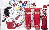 Moschino Cheap & Chic Chic Petals Gift Set 50ml EDT + 100ml Body Lotion + 100ml Shower Gel<br />Kvinder