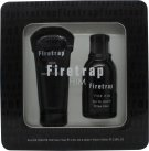 Firetrap For Him Gift Set 75ml EDT Spray + 100ml Body Wash<br />Mænd