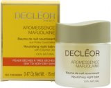 Decleor Aromessence Marjolaine Nourishing Night Balm 15ml Dry to Very Dry Skin<br />Kvinder