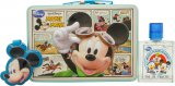 Disney Mickey Mouse Gift Set 50ml EDT Spray + Luggage Tag + Travel Case<br />Mænd