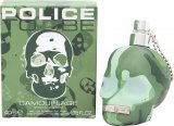 Police To Be Camouflage Eau de Toilette 40ml Spray<br />Mænd