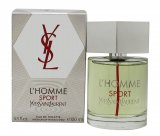 Yves Saint Laurent L'Homme Sport Eau de Toilette 100ml Spray<br />Mænd