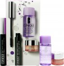 Clinique High Impact Gift Set 7ml High Impact Mascara - Black + 5ml All About Eyes Eye Cream + 30ml Make-Up Remover<br />Kvinder