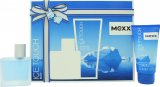 Mexx Ice Touch Man Gift Set 30ml EDT + 50ml Shower Gel<br />Mænd