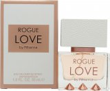 Rihanna Rogue Love Eau de Parfum 30ml Spray<br />Kvinder