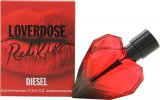 Diesel Loverdose Red Kiss Eau de Parfum 30ml Spray<br />Kvinder