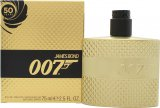 James Bond 007 Eau de Toilette 75ml Spray - 50 Years Limited Edition<br />Mænd