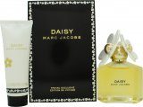 Marc Jacobs Daisy Gift Set 100ml EDT + 75ml Body Lotion<br />Kvinder