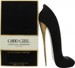 Carolina Herrera Good Girl Eau de Parfum 80ml Spray<br />Kvinder
