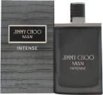 Jimmy Choo Jimmy Choo Man Intense Man Intense Eau de Toilette 100ml Spray<br />Mænd