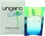 Emanuel Ungaro Power Eau de Toilette 50ml Spray<br />Mænd