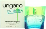 Emanuel Ungaro Power Eau de Toilette 30ml Spray<br />Mænd
