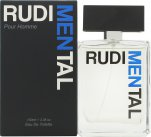 RudiMENtal Blue Eau de Toilette 100ml Spray<br />Mænd