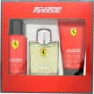 Ferrari Scuderia Ferrari Red Gift Set 125ml EDT + 150ml Deodorant Spray + 150ml Hair & Body Wash<br />Mænd