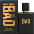 Diesel Bad Eau de Toilette 50ml Spray<br />Mænd